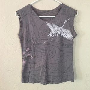 3 for 15! Hand painted tank top